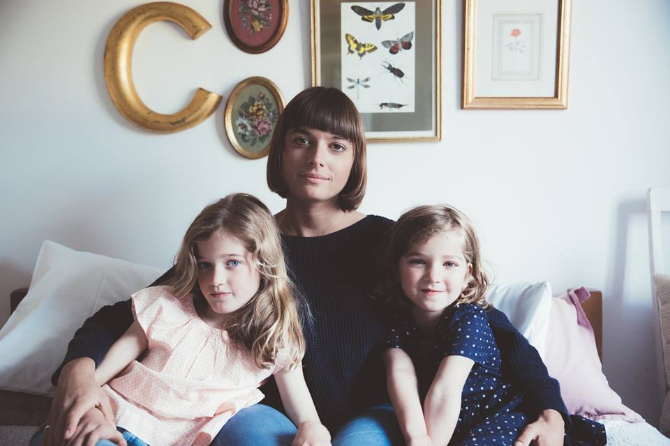 Clemmie and daughters