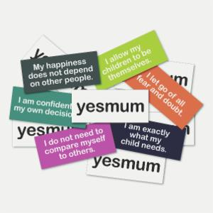 yes mum cards