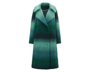 Whistles statement coat