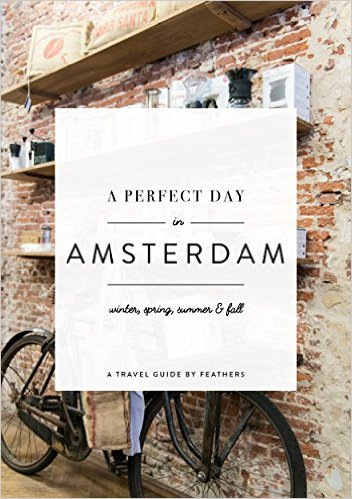 a perfect day in amsterdam