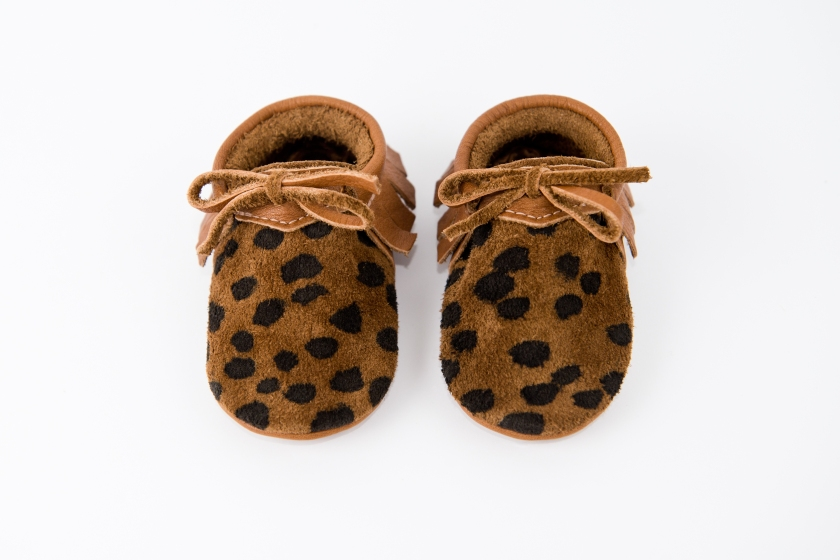 amy & ivor cheetah moccasins