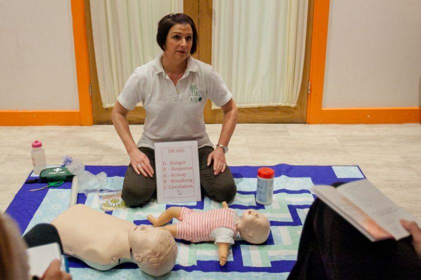 Mini First Aid Devon